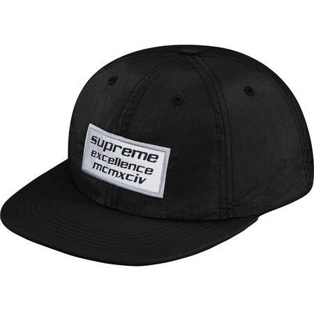 Supreme Excellence 6-Panel Black Hat