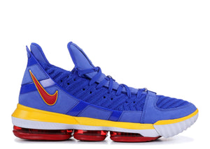 Nike LeBron 16 Superman SuperBron Blue (CD2451-400)