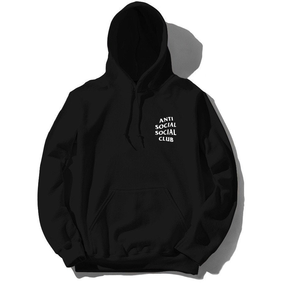 "ANTISOCIAL SOCIAL CLUB ""BLACK"" MIND GAMES HOODIE"
