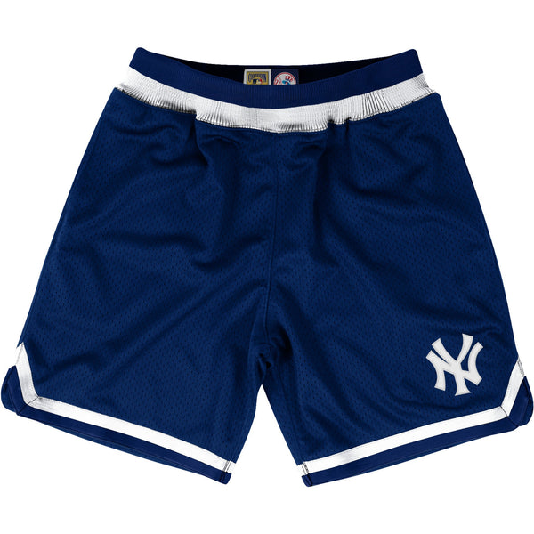 MITCHELL & NESS Playoff Win Shorts New York Yankees