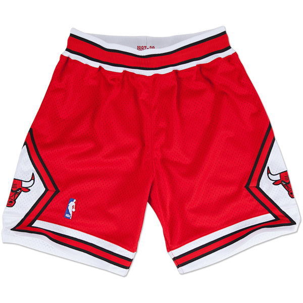 "Mitchell & Ness Chicago Bulls Authentic ""RED"" 1997-98 Shorts"