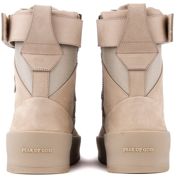 "FEAR OF GOD ""TAN"" MILITARY SNEAKER"