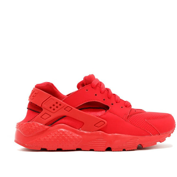 "NIKE HUARACHE RUN (GS) ""TRIPLE RED"""