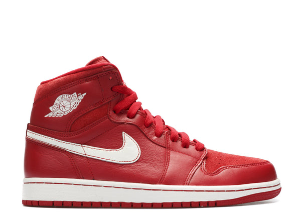 "Nike Air Jordan 1 ""Gym Red Suede"" Euro Release (555088-601)"