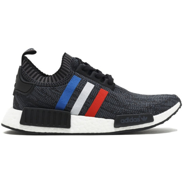 "ADIDAS NMD R1 PRIMEKNIT BLACK ""TRI COLOR"" ""BB2887"""