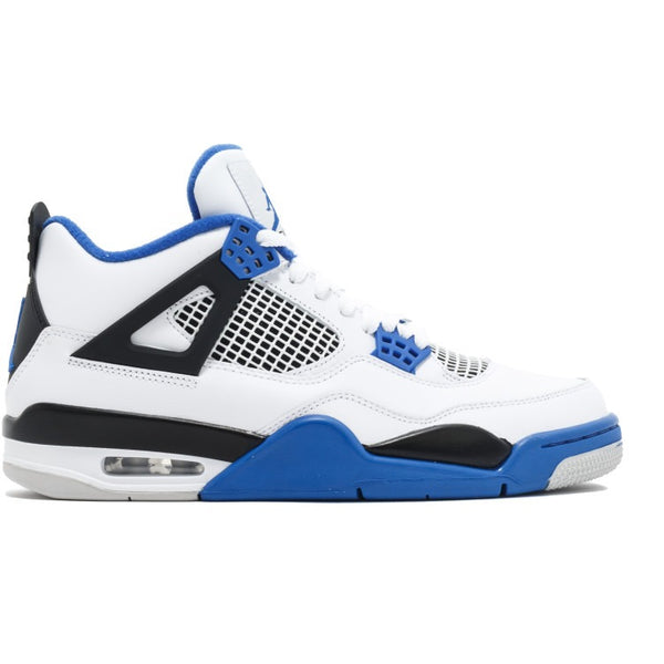 "2017 Air Jordan ""MotorSport"" IV (308497-117)"