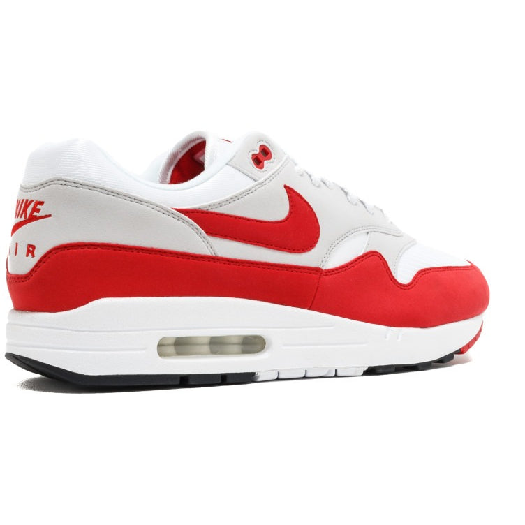 "2017 NIKE AIR MAX 1 ""ANNIVERSARY RED OG"" (908375-100)"