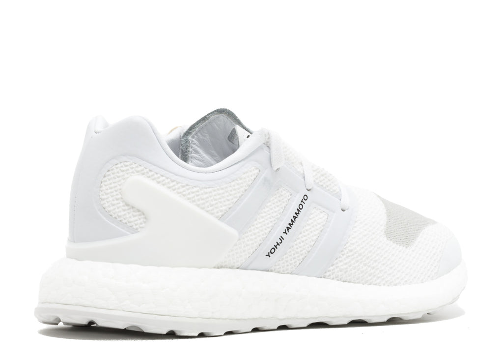 "Adidas Y-3 PURE BOOST ""Crystal White"" (BY8955)"