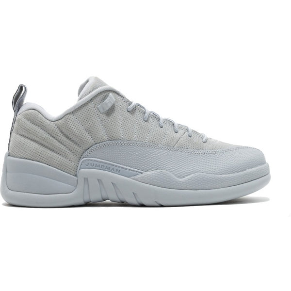 "2017 AIR JORDAN XII Low ""WOLF GREY"" (308317-002)"