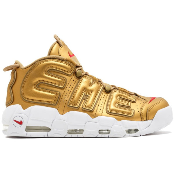 "AIR MORE UPTEMPO ""SUPREME"" GOLD (902290-700)"