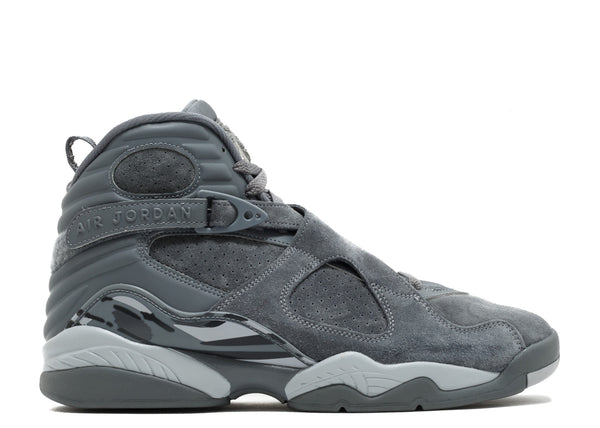 "2017 Air Jordan 8 Retro ""Cool Grey"" (305381-014)"