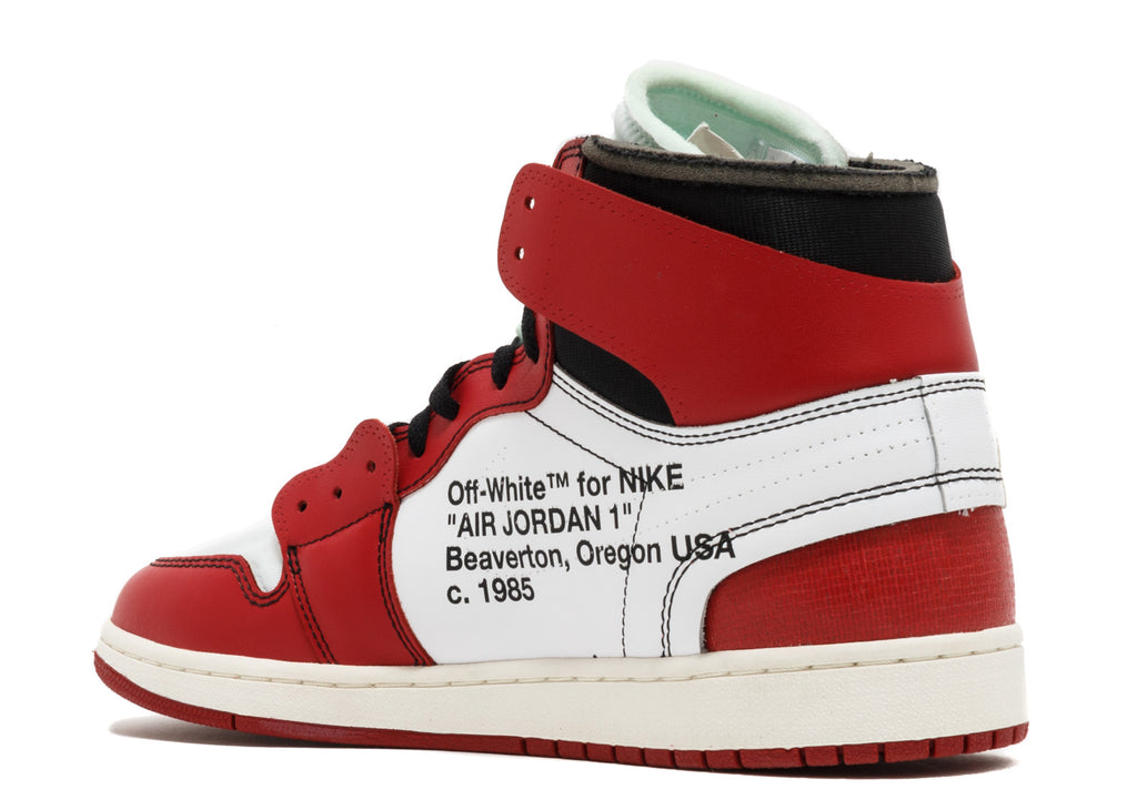 "THE 10: AIR JORDAN 1 ""OFF-WHITE"" (AA3834-101)"