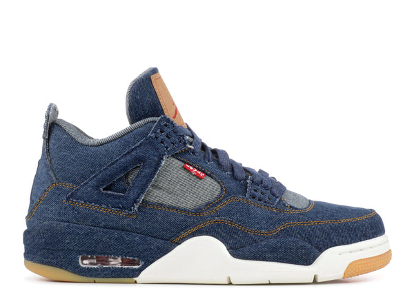 "2018 AIR JORDAN IV RETRO X LEVI'S ""DENIM"" (AO2571-401)"