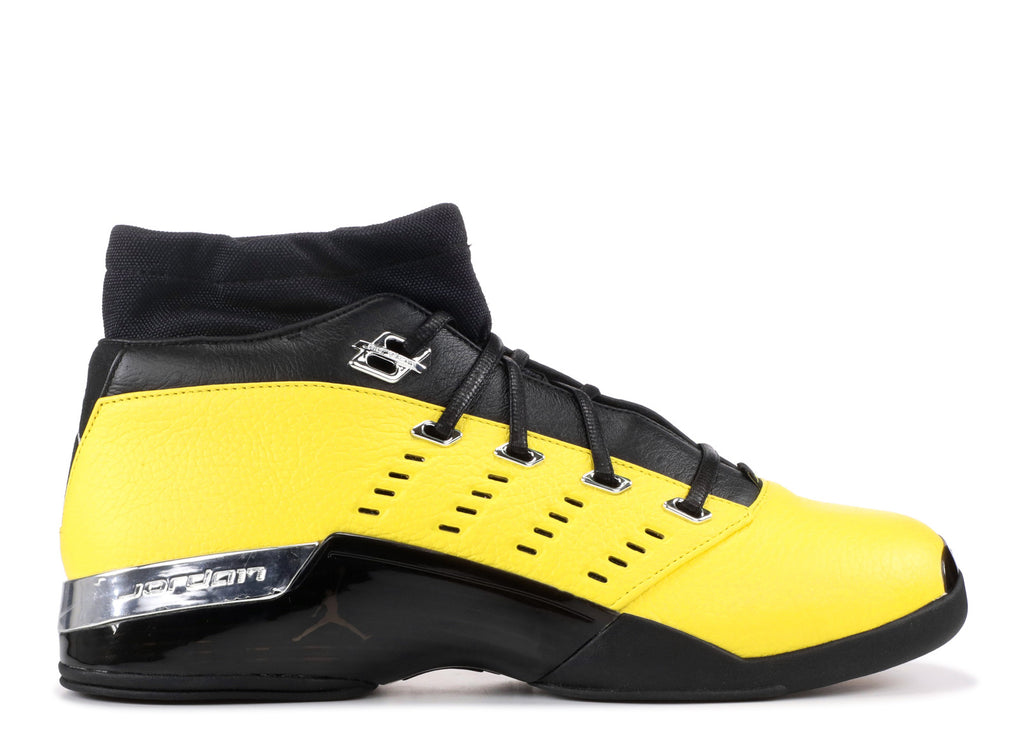 "2018 Nike Air Jordan 17 Low ""Alternate Lightning"" (AJ7321-003)"