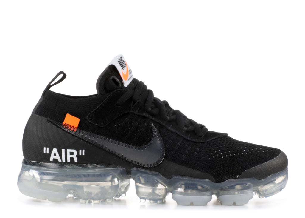 "2018 NIKE THE 10 : NIKE AIR VAPORMAX FK ""OFF-WHITE"" (AA3831-002)"