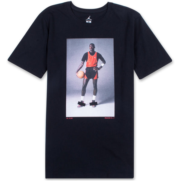 Air Jordan Banned Photo Tee