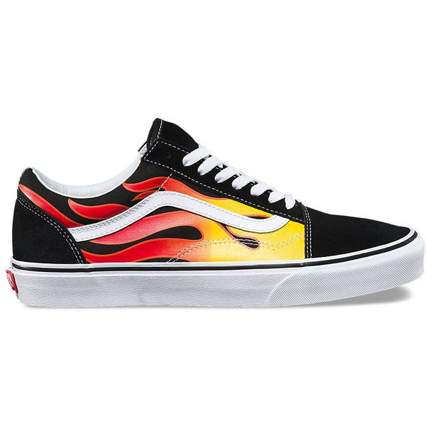 "VANS OLD SKOOL ""FLAME"""