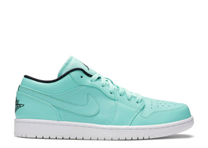 Air Jordan 1 Low Hyper Turquoise