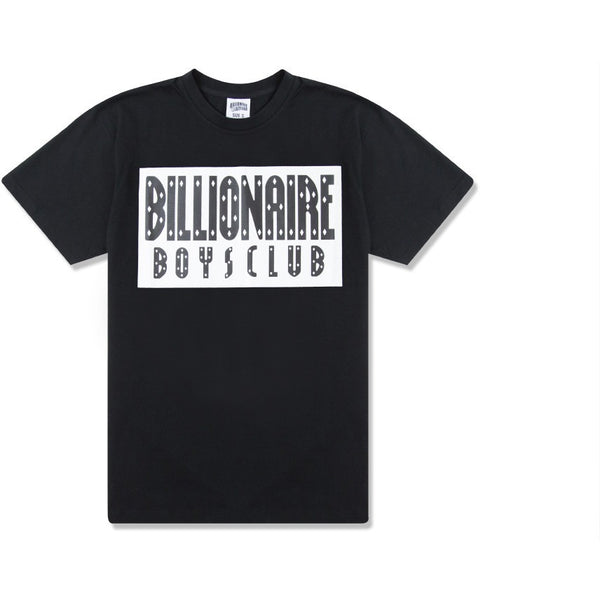 BILLIONAIRE BOYS CLUB BBC CLUB TEE - BLACK