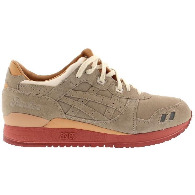 "Asics Gel-Lyte III Packer Shoes ""Dirty Buck"" (H50SK)"