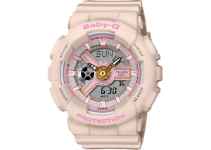 G-Shock Baby-G x Pikachu Pokemon Casio (BA110PKC-4A) Analog-Digital Pink Watch