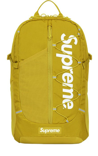 "SUPREME CORDURA ""YELLOW"" BACKPACK"