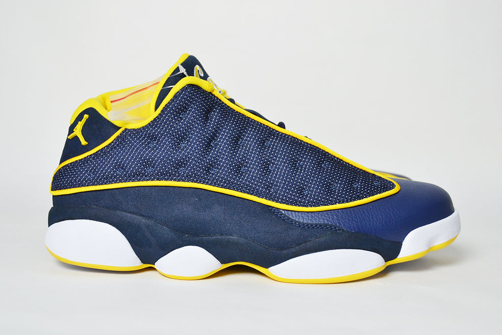 "Air Jordan XIII Low PE ""California Bears"" (No Box)"