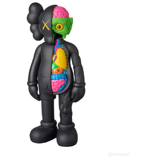 KAWS COMPANION FULL BODY 'DISSECTED BLACK'
