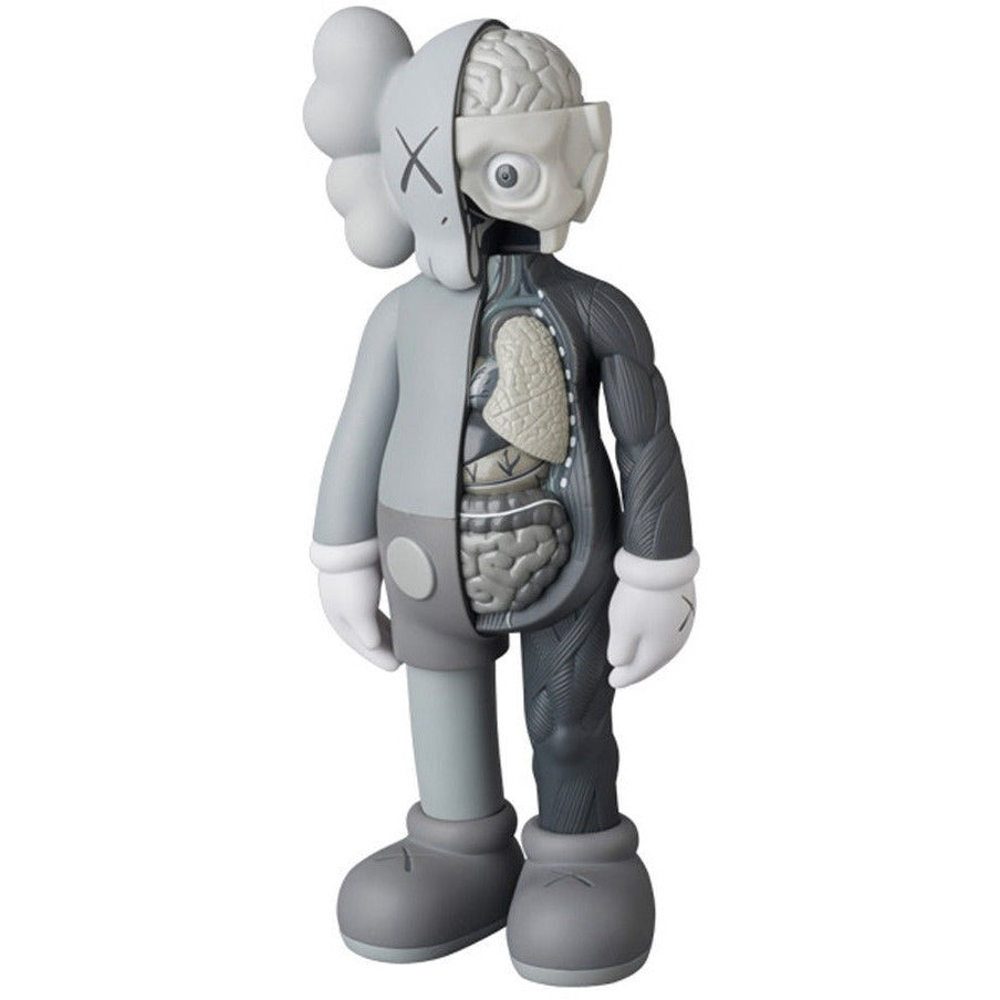 KAWS COMPANION FULL BODY 'DISSECTED GREY'