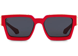 "Brand New Louis Vuitton X Virgil Abloh Millionaire ""RED"" Sunglasses"