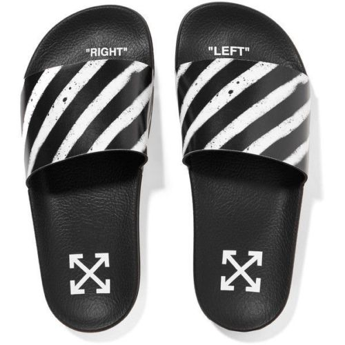 "Off-White c/o Virgil Abloh ""Off Spray"" Sandal"