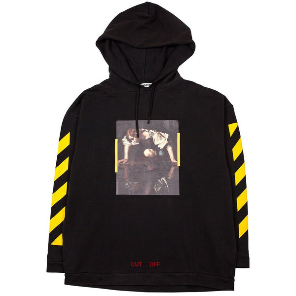 "OFF WHITE Narcisco Hoody ""Black"""
