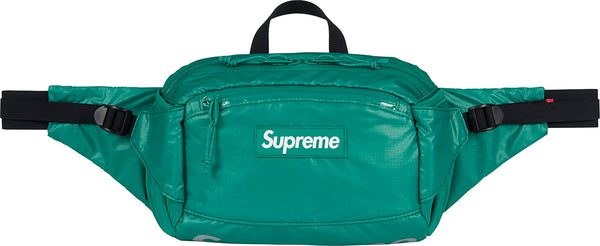 "SUPREME CORDURA ""TEAL"" WAIST BAG"
