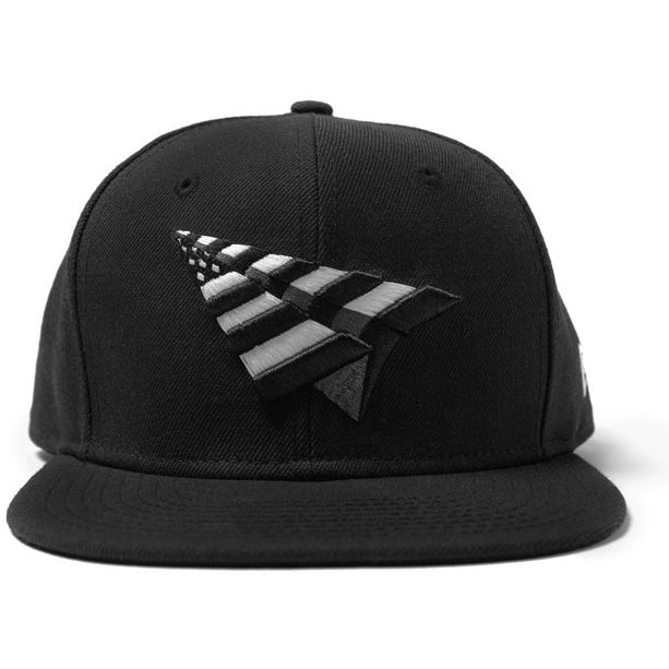 "Roc Nation ""The Black/White Crown"" Snapback"