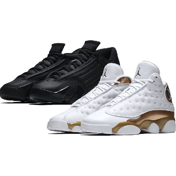 "2017 Air Jordan 13/14 ""DMP Finals Pack"" 897563-900"