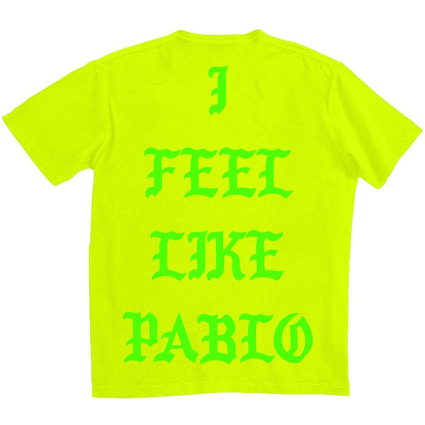 "KANYE WEST ""I FEEL LIKE PABLO"" SYDNEY T SHIRT"