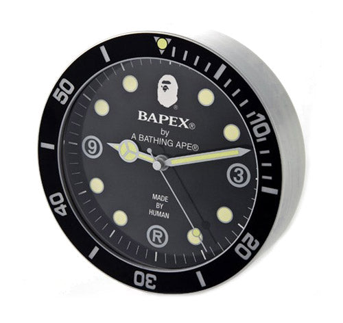 A BATHING APE BAPE Bapex Desk Clock
