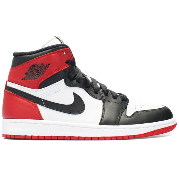 "2016 Nike Air Jordan ""Black Toe"" One (555088-125)"