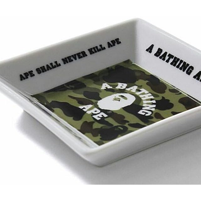 Bathing Ape 1st Camo Ash Tray