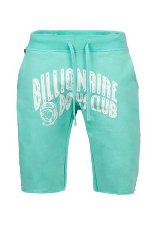 "BILLIONAIRE BOYS CLUB BBC BB ARCH ""TEAL"" SHORTS"