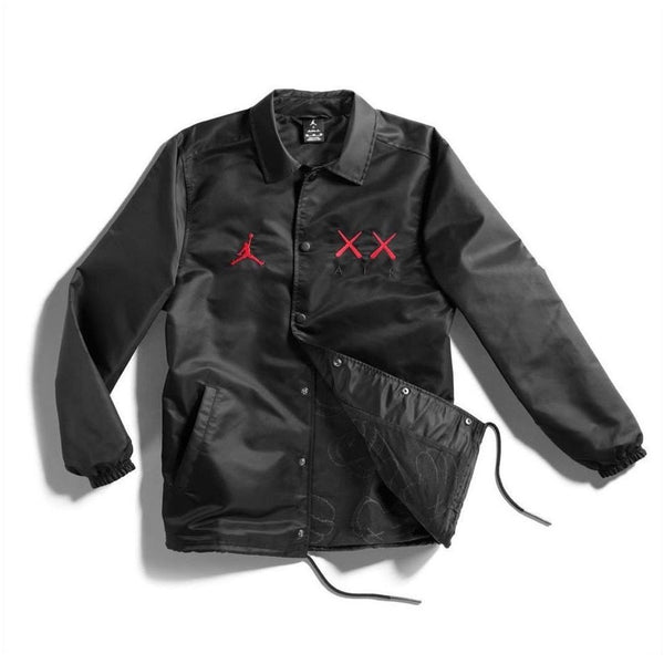 Kaws Companion x Air Jordan Coaches Jacket