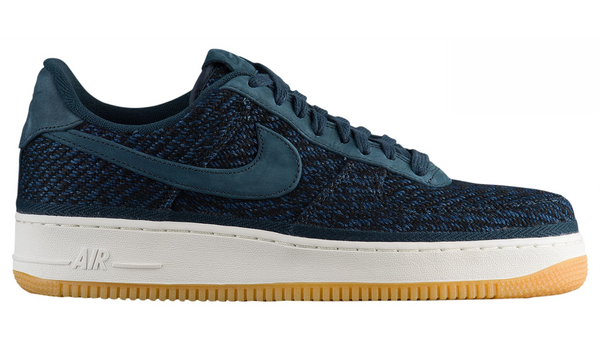 "NIKE AIR FORCE 1 LOW ""INDIGO"" (917825-400)"
