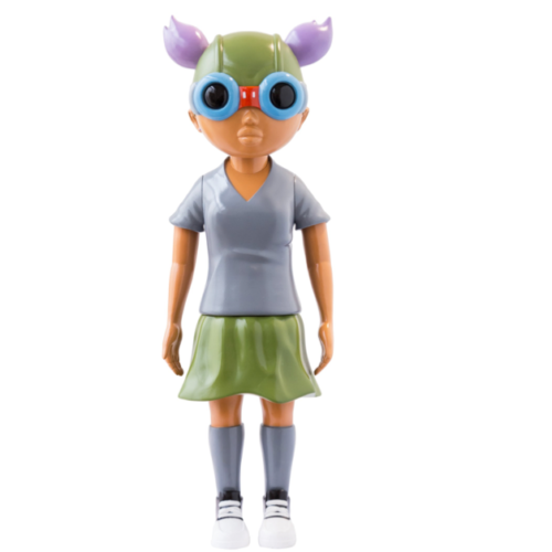 "2016  Hebru Brantley ""Fly Girl"" Action Figure (GLOSS EDITION)"
