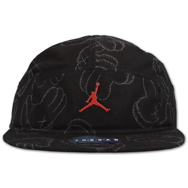 Kaws Companion x Jordan 5 Panel Hat