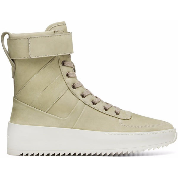 "Fear of God ""Green"" Military Sneaker"