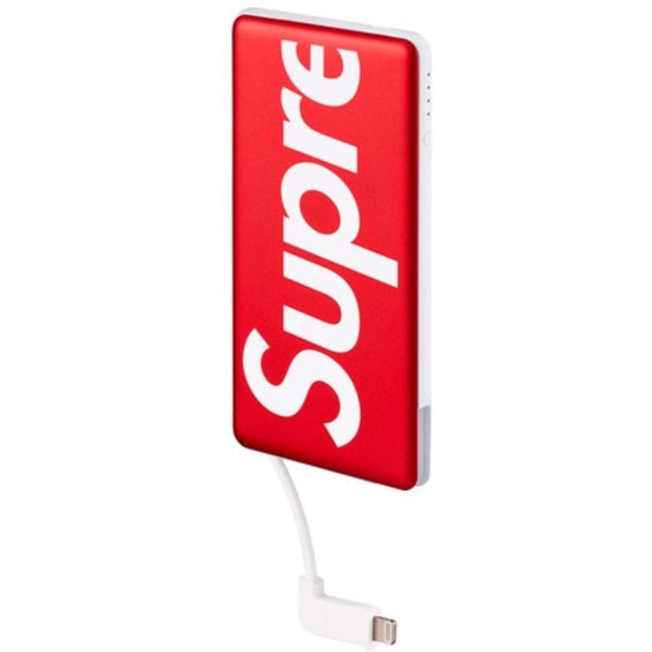 Supreme x Mophie iPhone Powerstation