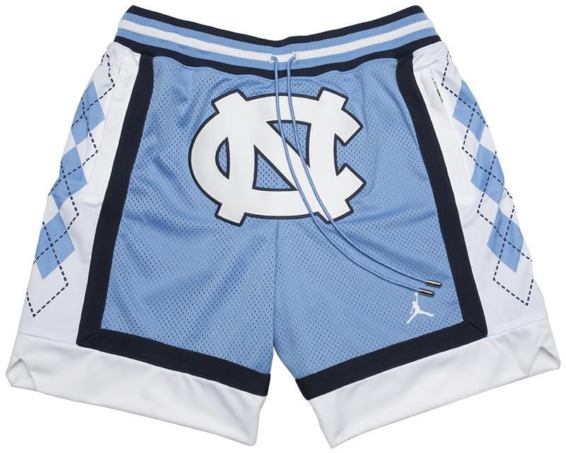 JUST DON C X University of North Carolina X Jordan Brand
