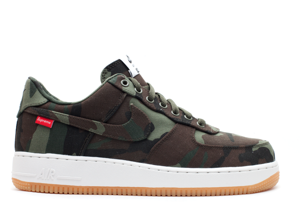 Nike Air Force 1 Low Supreme NYC Camouflage (573488-330)