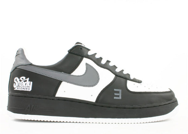 "NIKE AIR FORCE 1 ""SHADY RECORDS EMINEM FRIENDS & FAMILY"" 2004 (bmb592m2)"