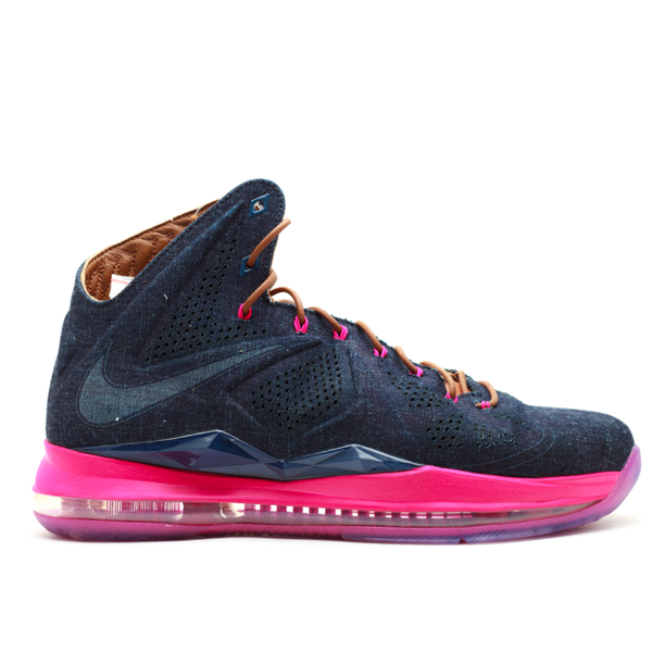 "Nike Lebron EXT ""Denim"" X"
